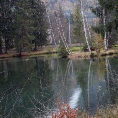 Autour de Drouzin le Mont (Haute-Savoie)