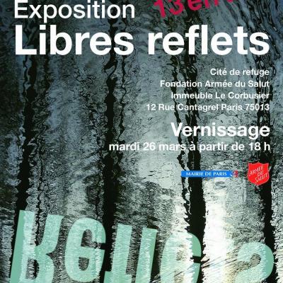 2019 libres reflets flyer