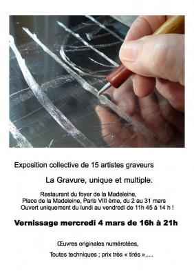 Expo la madeleine
