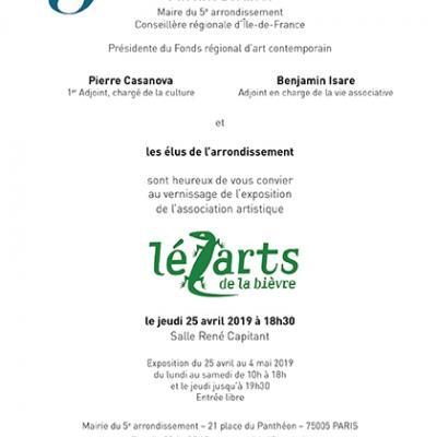 Lezarts invitation verso 72bis